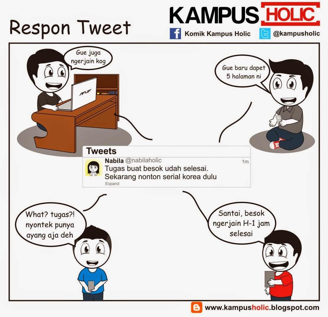 #512 Respon Tweet
