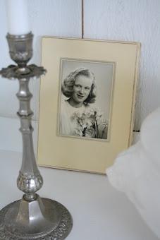 Min älskade mormor!