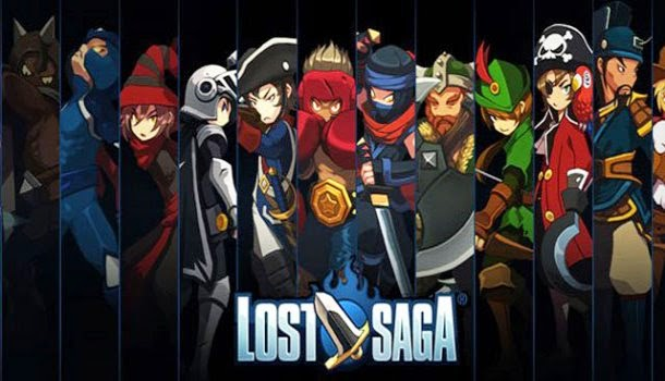 Download Cheat Lost Saga 5 April 2014