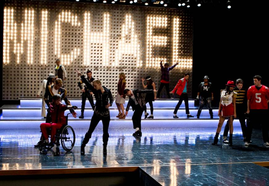 Glee Cast - Yes/No - Season 3 Episode 10 [love Rulz]