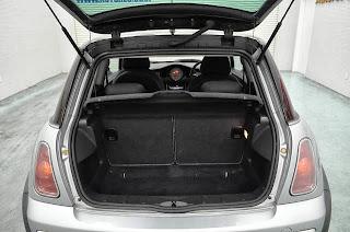2003 BMW Mini Cooper RHD for botswana to Durban