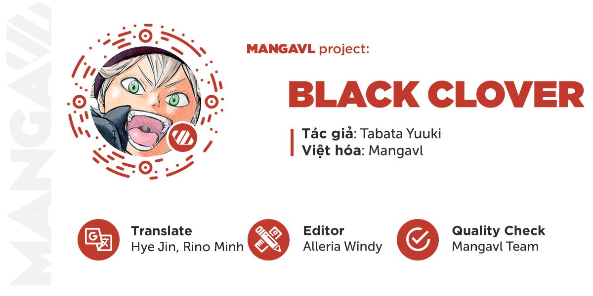 Black Clover chap 65 Trang 20 - p0sixspwn.com