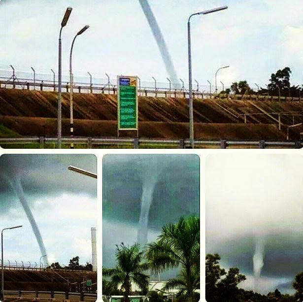 Fenomena Belalai Air