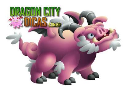 Dragão Porco