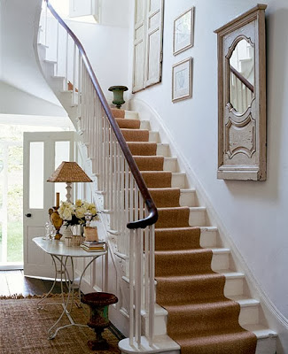 Carpet runner for Stairs
