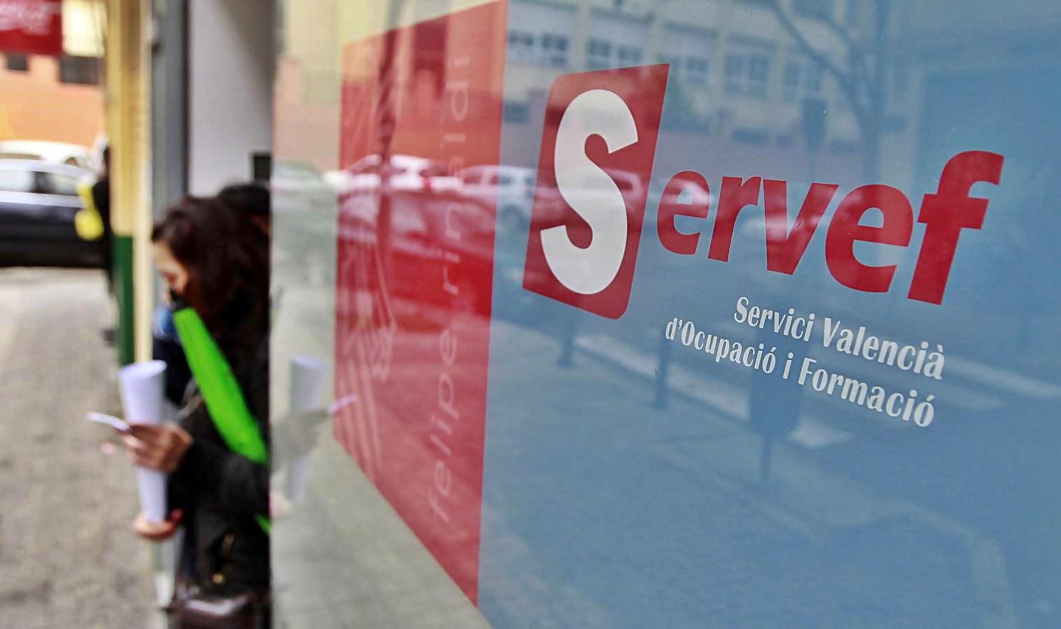 El servef destina 1 6 millones a apoyar el mantenimiento for Oficinas servef valencia