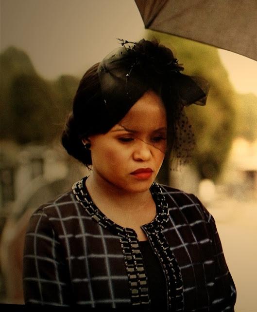 bubu mazibuko, end game south africa, south african political drama, south african political thriller,