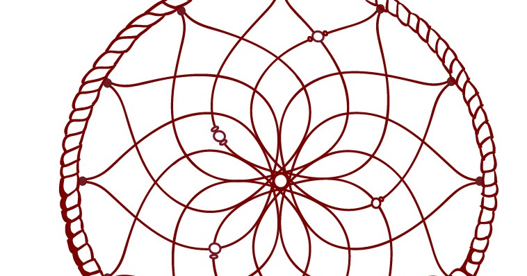 Tattoo design dreamcatcher after all you 39 re my for Dream catcher tattoo template