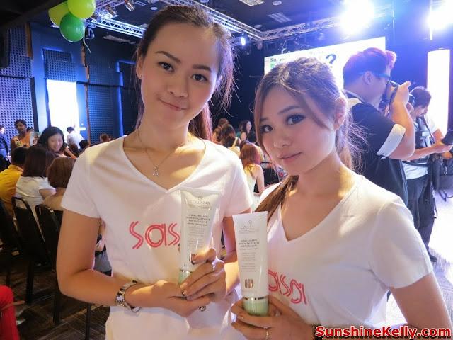 SaSa Malaysia, Shape Up Challenge, Collistar, Biorevitalizing Anticellulite Concentrate, sasa collistar campaign,