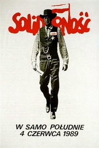 Solidarność Campaign Poster, 1989