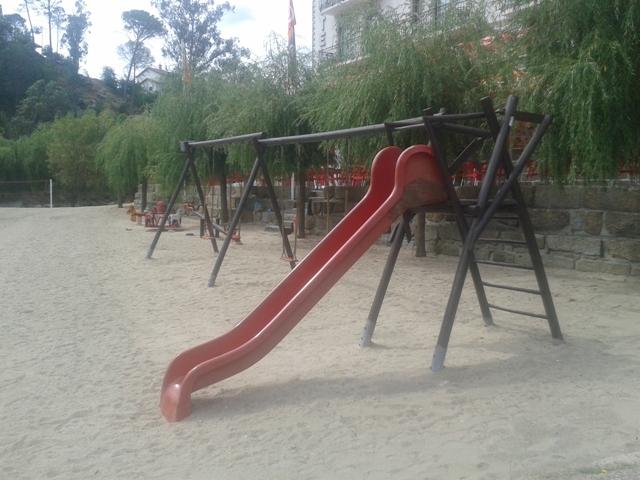Parque Infantil da Praia de Sangemil
