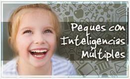 PEQUES CON INTELIGENCIAS MÚLTIPLES