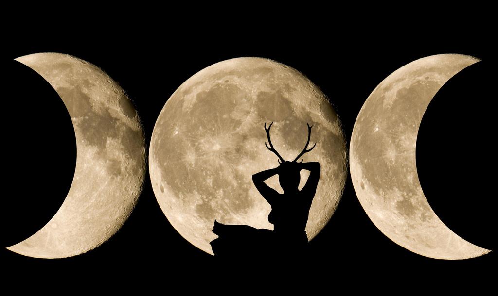 Moon+Goddess