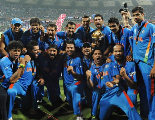cricket world cup 2011 champions pictures. cricket world cup 2011