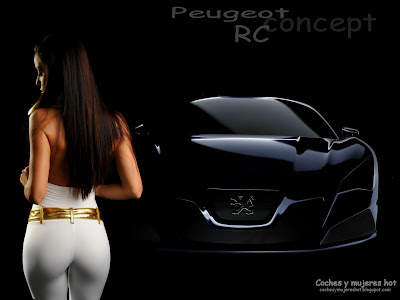 Coches y mujeres resoluci n hd la marca del le n peugeot for Protectores 3d para celular