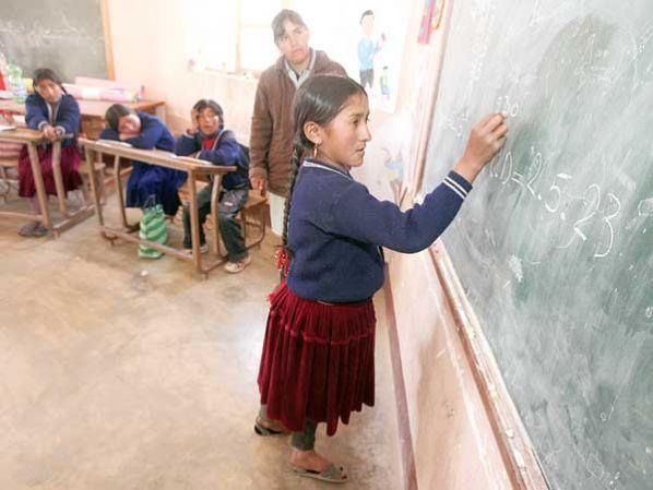 Colegios de Bolivia