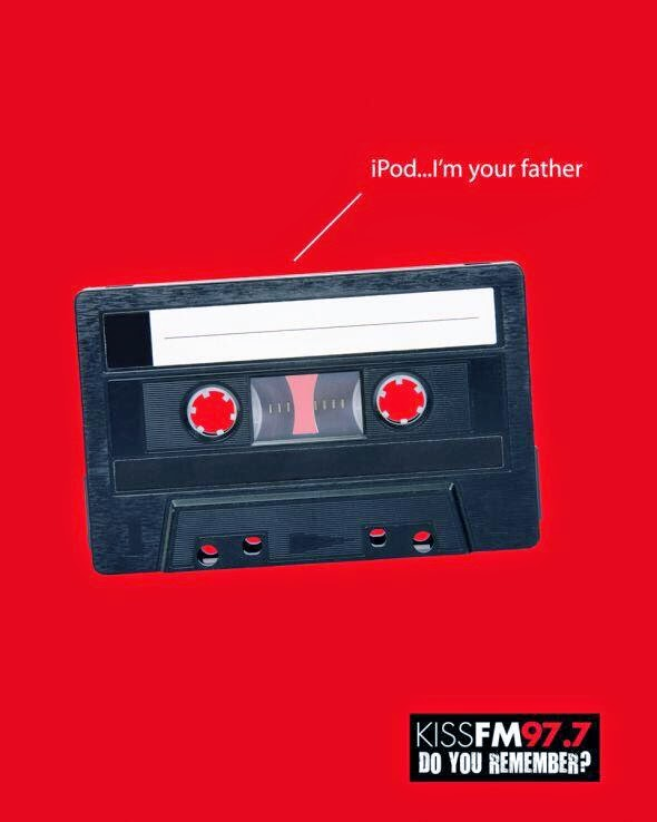 Publicidad creativa, Kiss FM