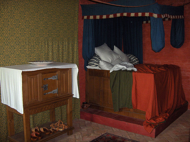 Going To Bed In Medieval And Tudor England