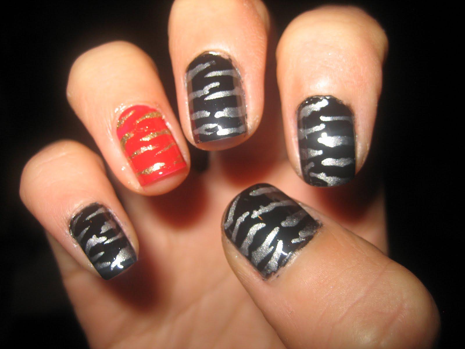 Polish for the MMASSes: Shake It Up Nails! - photo #37
