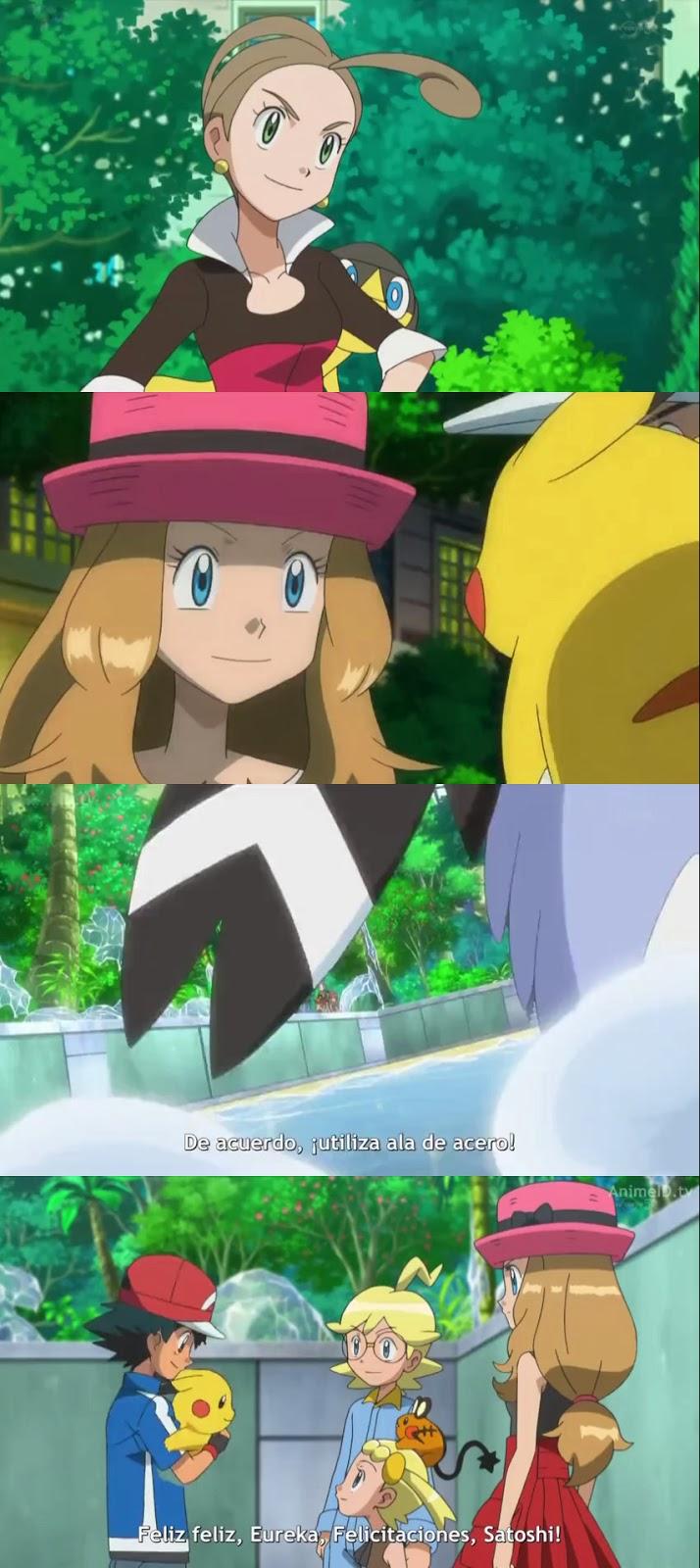 Pokemon+XY+06SD Pokemon XY Cap 06 Subtitulado