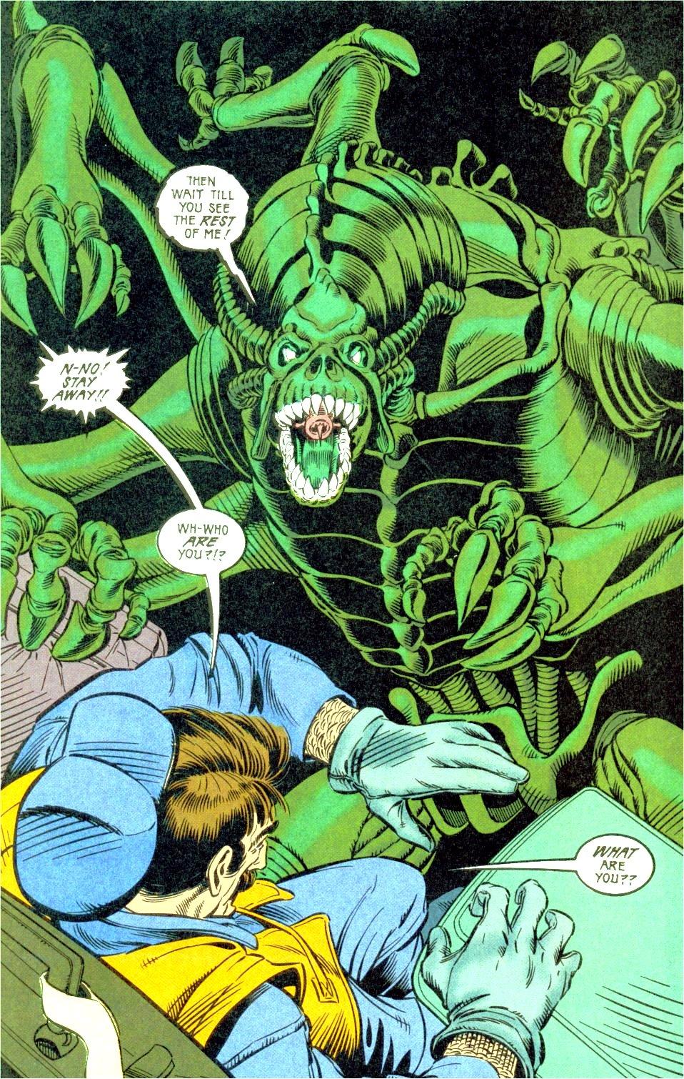 Deathstroke (1991) Annual 2 #2 - English 4