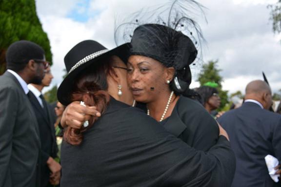 Photos from Nigerian Billionaire Antonio Dehinde Fernandez's burial