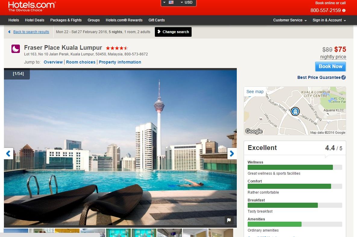Hotels Com Discount Code Canada