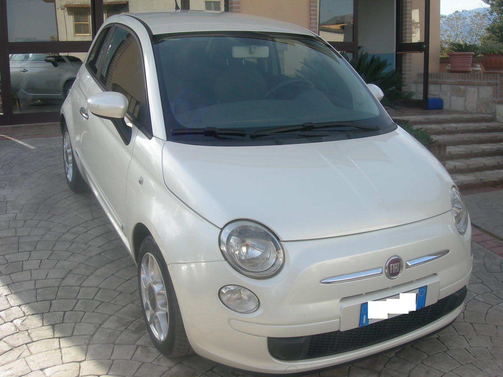 Fiat 500 1.3 M.jet 75 CV Sport anno 2009 80.000 km prezzo 6.500,00 euro