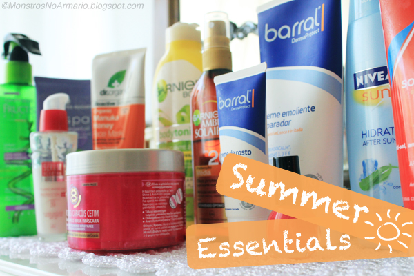 Summer Beauty Essentials 2012