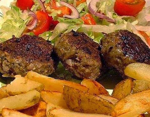Flaked Light Tuna Tikka Kebabs