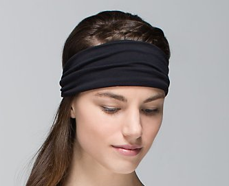 Top 6 Summer Beauty Must Haves, summer beauty products, Lululemon, Lululemon Bang Buster Headband, yoga headband