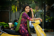 Sri Divya cute in half saree-thumbnail-7