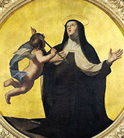 The Truth Shall Set You Free Ecstasy Of St Teresa