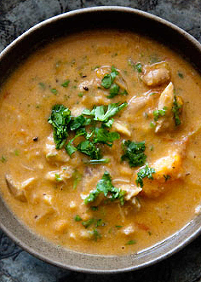 groundnut or peanut soups and stews are extremely popular in the ...