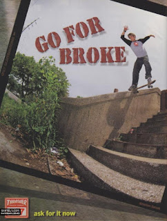 SKATERNOISE THRASHER - Go For Broke