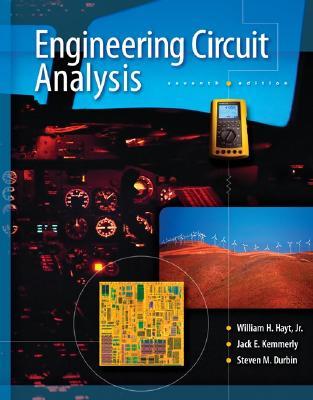 engineering circuit analysis by william h hayt \u0026 jack e kemmerly