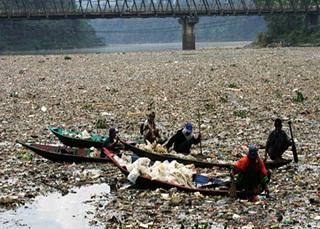 7 Sungai Terkotor Di Dunia