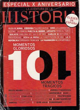Revista Aventura de la Historia