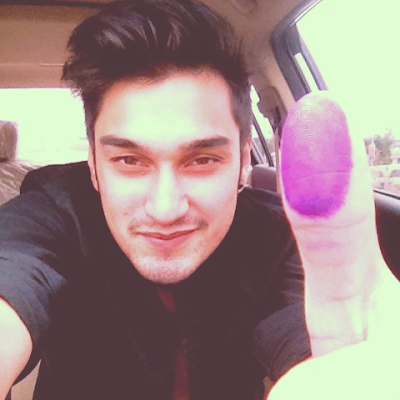 Uzair Jaswal - Pakistan Celebrities voted for Pakistan