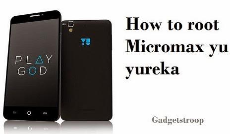 Root-micromax-yu-yureka