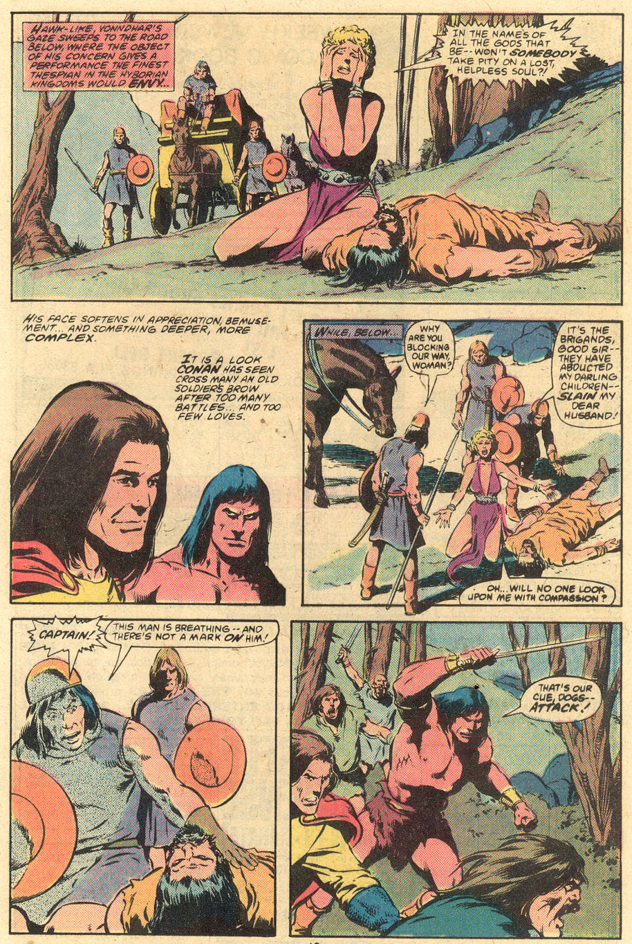 Conan the Barbarian (1970) Issue #120 #132 - English 16