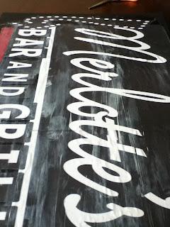 True Blood Party Merlottes Decor @ Northmans Party Vamps