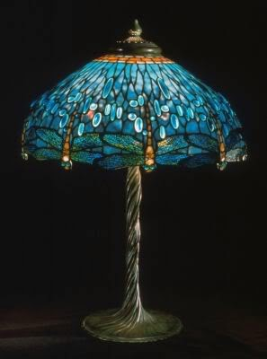 Stained Glass Lamps Collectibles Coach