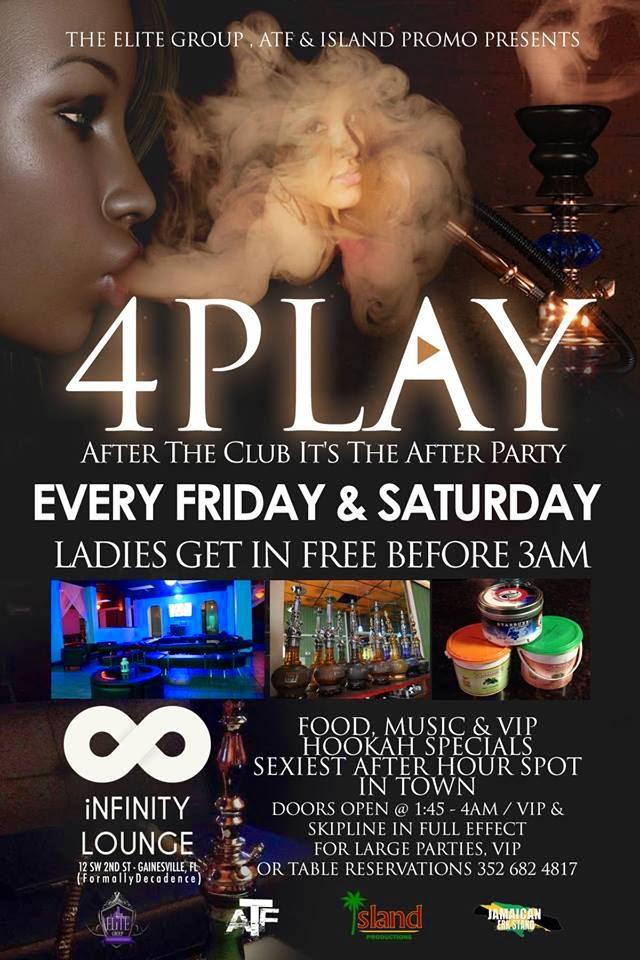 4 Play @ Infinity Lounge