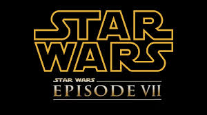 logo star wars vii
