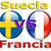 Video Goles Suecia vs Francia 2-0 Eurocopa 2012 Resultado Ibrahimovic, Larrson
