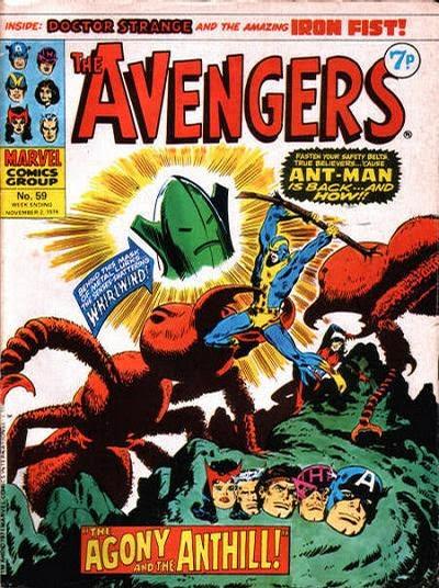 Avengers #59, Whirlwind