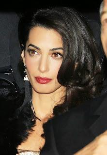 Amal Alamuddin, Amal Clooney mulher de George Clooney