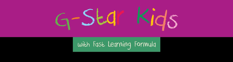 Produk Minda Anak Bijak GStar Kids Gstar Vteen
