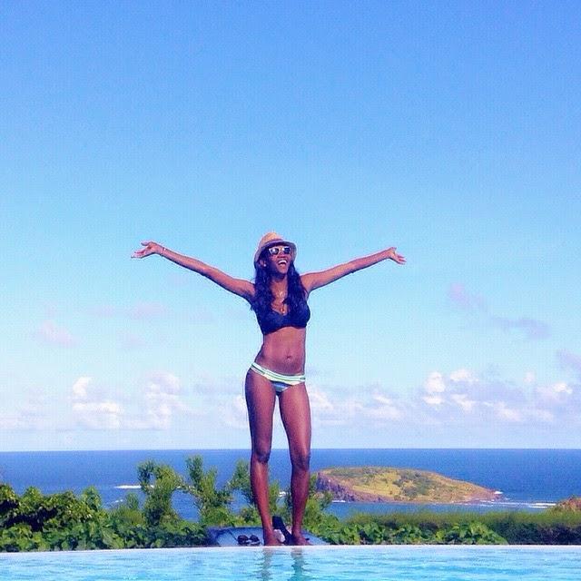 Check Out Oluchi Orlandi's Bikini Body